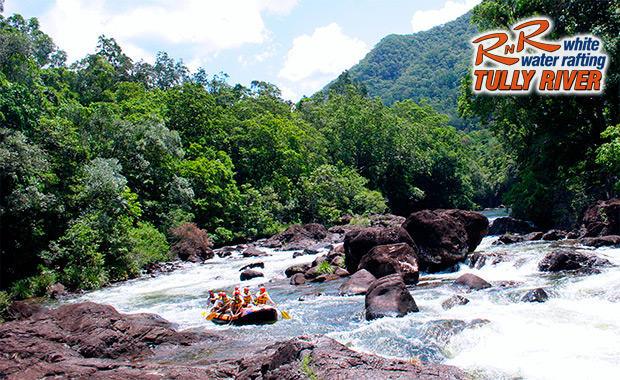 RNR Raft and Rainforest Rafting